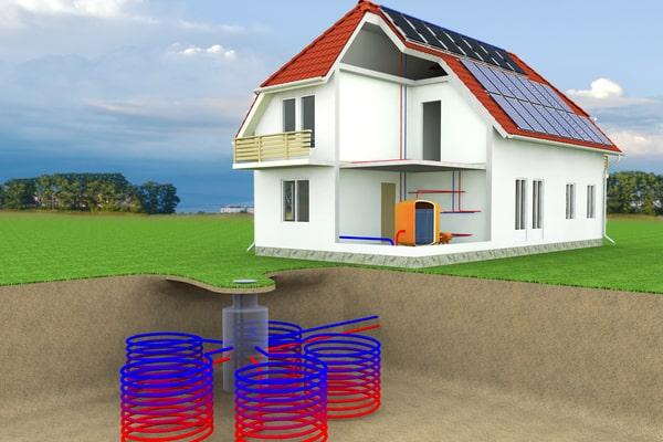 Qu'est ce qu'une pompe à chaleur géothermique ?